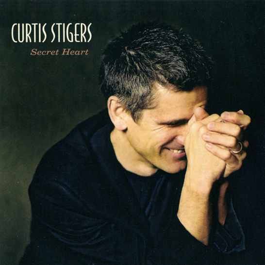Secret Heart - Album Cover - Curtis Stigers