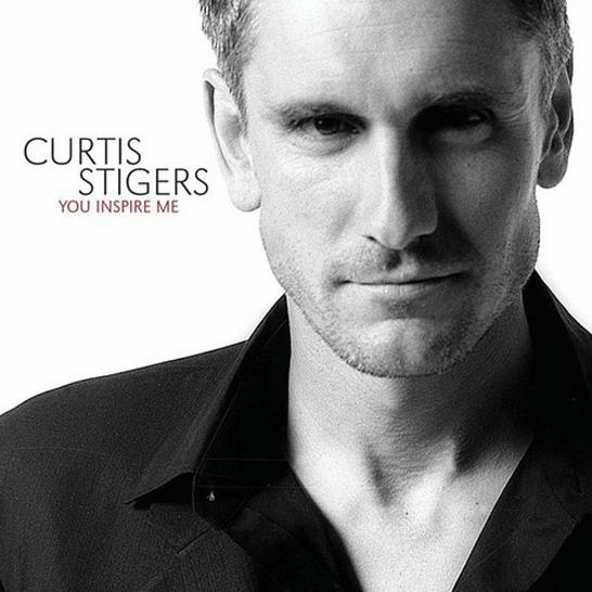 You Inspire Me - Album Cover - Curtis Stigers