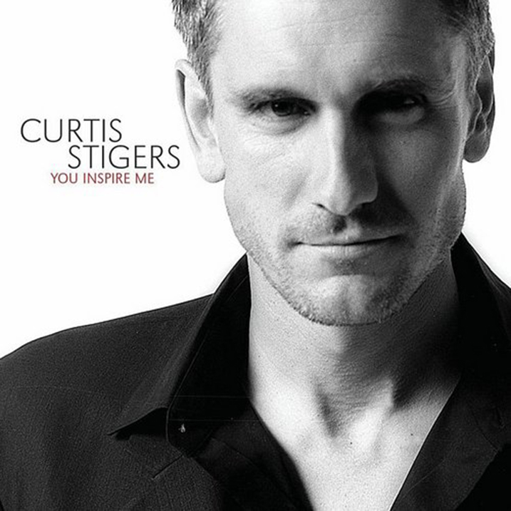 You Inspire Me - Album Cover - Curtis Stigers
