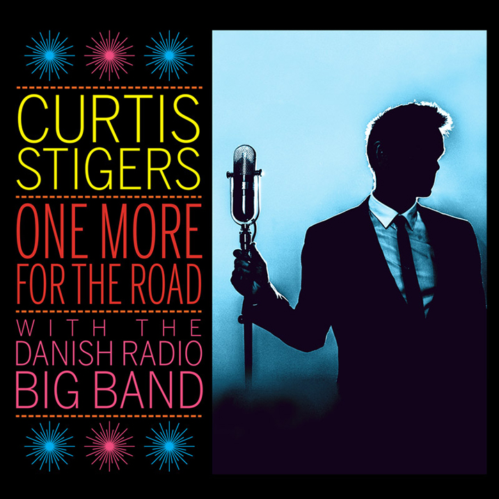 One More For The Road (Live) - Album Cover - Curtis Stigers