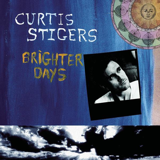 Brighter Days - Album Cover - Curtis Stigers
