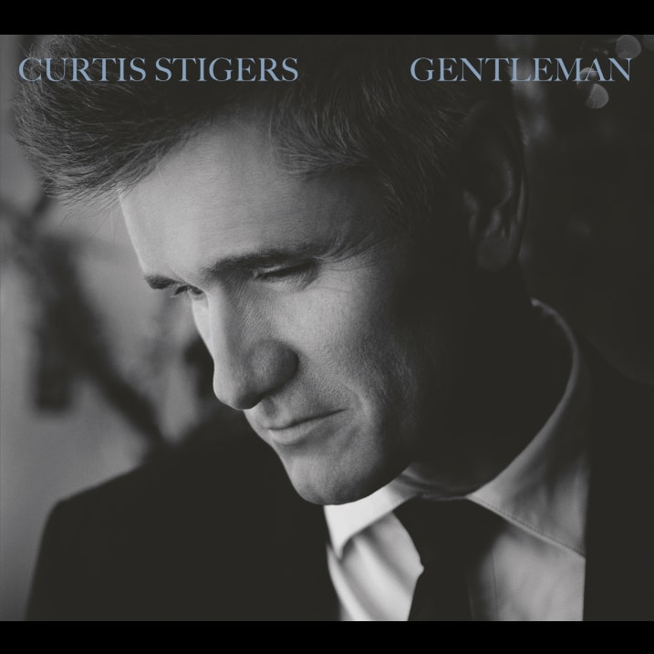 Gentleman - Album Cover - Curtis Stigers