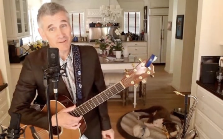 Live Streams - Songs from My Kitchen - Curtis Stigers